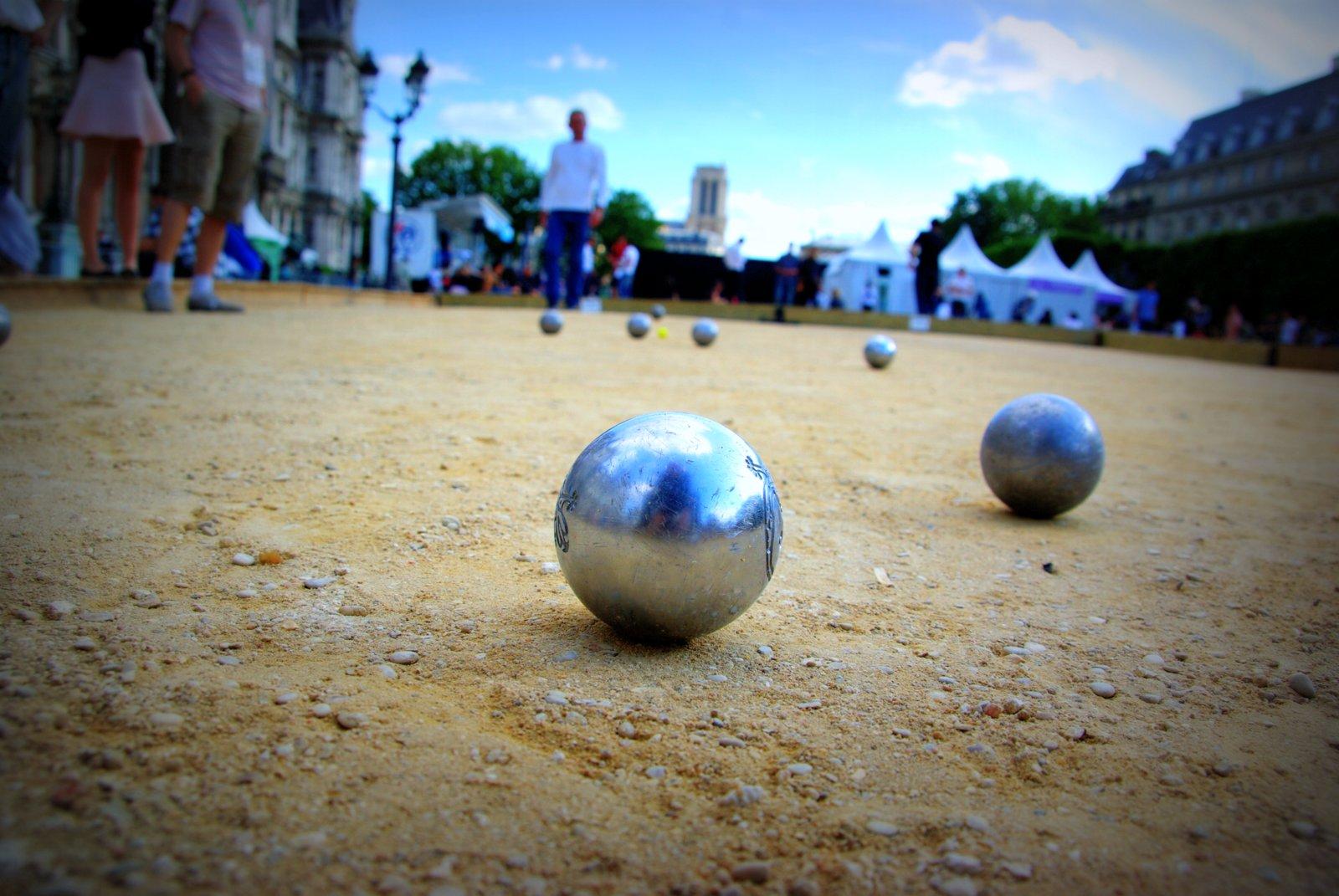 Tirage championnat doublette mixte comit de petanque de for Nettoyer boule de petanque