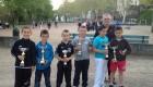 Résultats Championnat triplette Minimes 2013