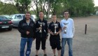 Résultats Championnat triplette Cadets