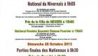 National du Nivernais 2013